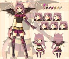 DRAGON Adoptable set 11 - CLOSED by plurain