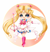 sailor moon chibi S by HatsuneSnow