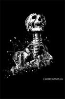 BLOODBOY-DIGITALARTS-Skull Up by bloodboy