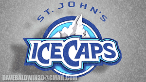 St. John's IceCaps animated logo by DaveBaldwin3D