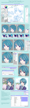 Paint tool SAI tutorial by NoirEclipse