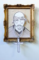 Tupac by justme-evan
