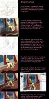 Step by step (Resignation) by Jack-a-Lynn