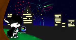 CE: Firework by snowflake95