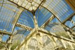 Glasshouse roof, Madrid by wildplaces