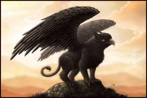 The Black Griffin by Jared1481
