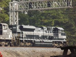 NS 1066-New York Central Heritage Unit by metalheadrailfan