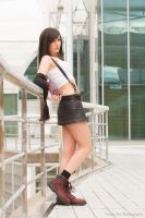 Final Fantasy 7 - Tifa Lockhart by Wolfenheim84