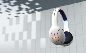 Portal Headphones by DoramiRex