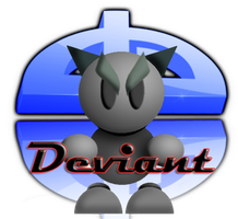 Deviant Logo by ThEPaiN321
