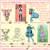 Commission Info :3 [CLOSED] by JadenFLAWLESSx