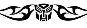autobot tattoo design by bee930