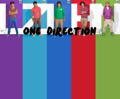 One direction Layout by deemoow