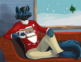 [Xmas Commission] Lykos by Ulario