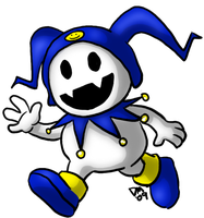 Persona - Jack Frost by deeum