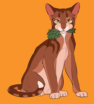 Leafpool by ClimbToTheStars