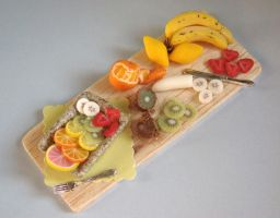 Miniature Fruit Salad by PetitPlat