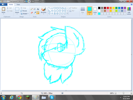 hella sugoi wip drawing by Maple-Thief