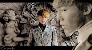 G-Dragon Wallpaper. THAT XX by Emeneka