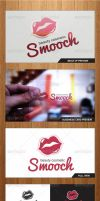 Smooch Beauty Cosmetic Logo Template - Graphicrive by Changyik