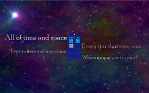 All of Time and Space MK II by jdshepherd