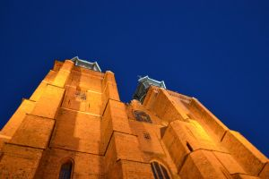 Cathedral in Gniezno, Poland by KlaczArabska