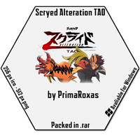 Scryed Alteration TAO Icon by PrimaRoxas by PrimaRoxas