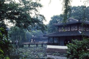 Chinese Gardens 2 by AbsyntheMyndedArt