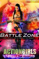 Actiongirls Battle Zone by ScottyJX