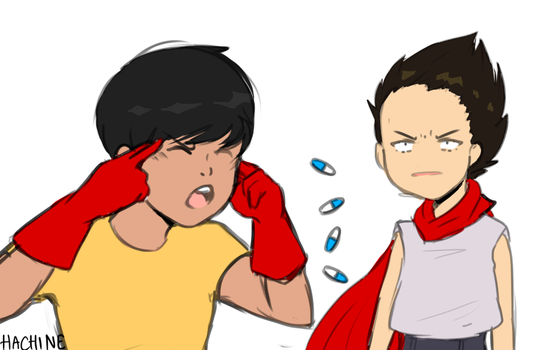 Kaneda listen... by Hachine