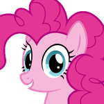 Rocking Pinkie (GIF) by HankOfficer