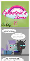 Equestria's Stories - 37 (Changeling) by Zacatron94