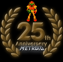 Metroid 25 Aniversary by SuperMetroid2