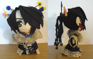 6' Lulu Plush by Nikicus