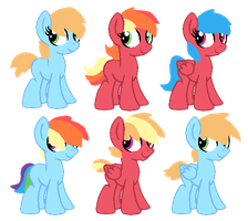 MacDash Adopts [4/6 open] by redroseadopts