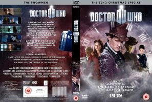 DOCTOR WHO : THE SNOWMEN DVD by MrPacinoHead
