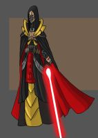 Sith Lord by alorix
