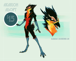 AUCTION AKARION ADOPT (CLOSED!!) by Yuroboros