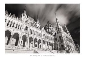 Budapest - IR L (Budapest Noir) by DimensionSeven