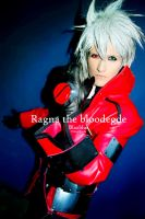 BlazBlue - Ragna the Bloodedge by Hikari-Kanda