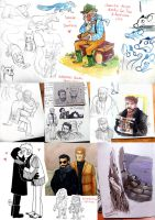 Sketchdump0611 by tattiOsala