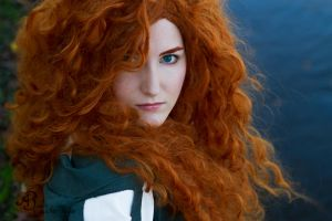 Merida: By The River by kanracakes