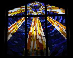Stained glass 1 by High-Tech-Redneck