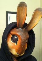 Rabbit mask by missmonster