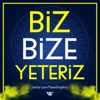 Biz Bize Yeteriz by Power-Graphic