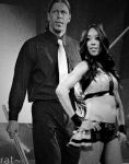 Stevie Richards and Alicia Fox |Manip| by 2009abc