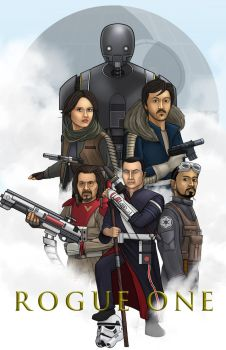 Rogue One by SumtimesIplaytheFool