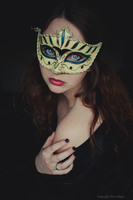Work In Progress - Masquerade by Kaeldra-1