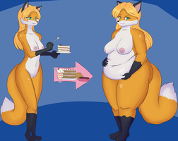 Gloria by Maikeru by Sinaherib