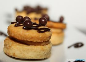 Coffee Biscuits 3 by munchinees